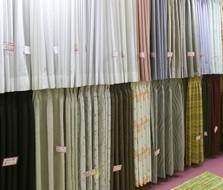 バリエーション豊富な生地&ご納得の価格のカーテンをご提供致します。
